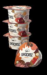 Snacks! z migdałami