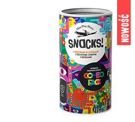 Zestaw Snacks! Combo Pack