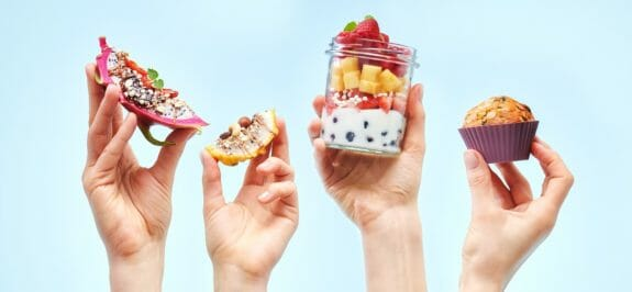 3 pomysły na party snacks!