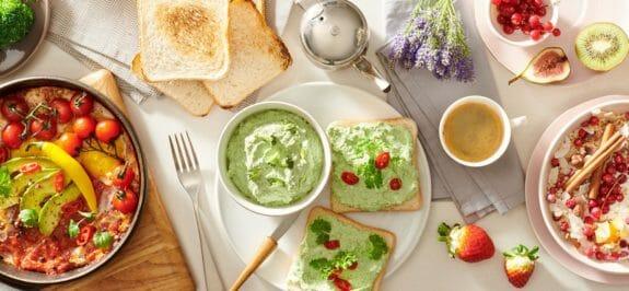 3 sposoby na idealne śniadanie