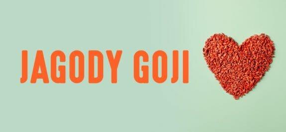 Jagody goji