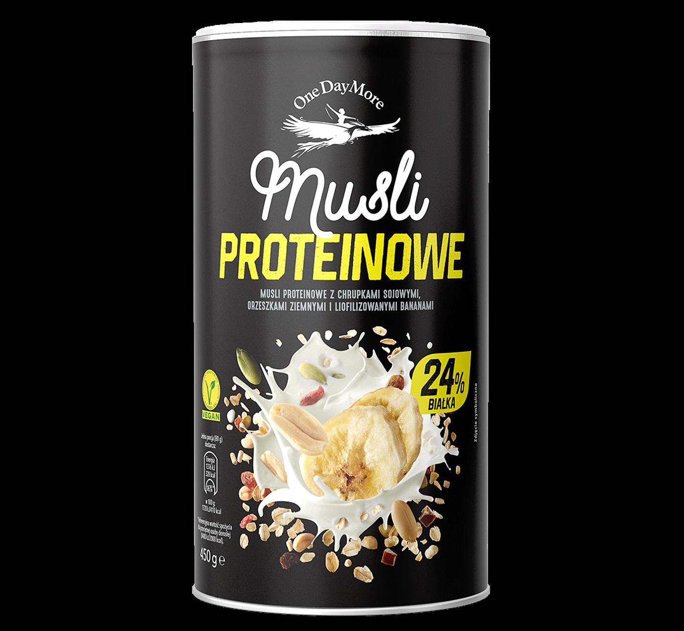 Musli Proteinowe OneDayMore