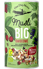 Musli Bio Owocowe OneDayMore