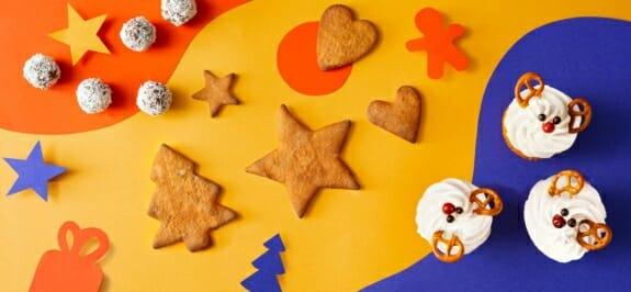 Zdrowo słodkie Mikołajki! 3 przepisy dla dzieci