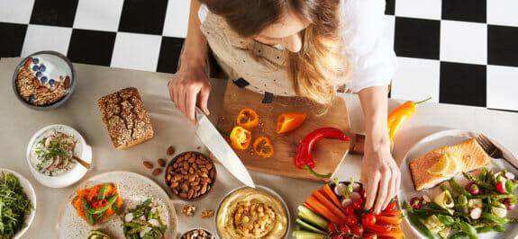 Co jeść wieczorem, by dobrze spać w nocy? Przepisy na lekkie kolacje! One Day More