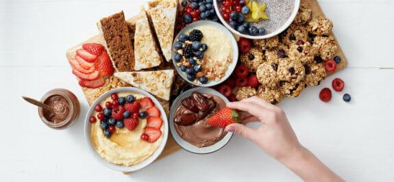 5 przepisów na słodkości bez dodatku cukru One Day More