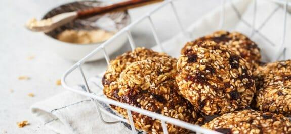 Ciasteczka owsiane - fitratunek dla łasuchów Blog OneDayMore