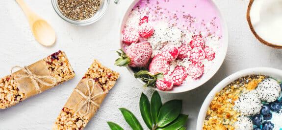 5 pomysłow na zdrowy lunch w lunchboxie