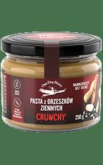 Pasta z orzeszków ziemnych Crunchy OneDayMore