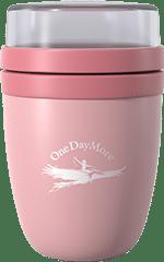 Luchnpot termiczny Różowy OneDayMore
