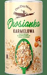Owsianka Karmelowa