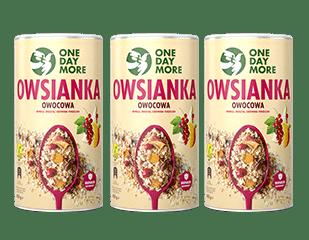 Owsianka Owocowa OneDayMore
